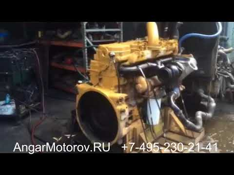 Купить запчасти на судовой двигатель Caterpillar D349 - YouTube