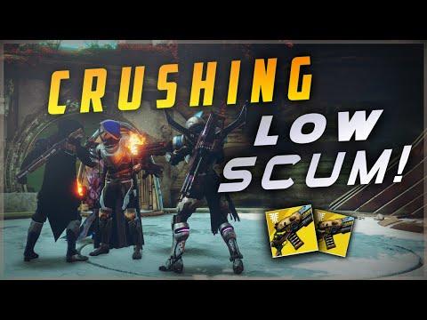 Crushing LOW Scum (0-3 Comeback)
