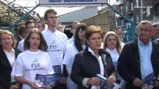 Beata Szydło o referendum-