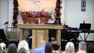 Malachi Dawson at First Assembly of God Texarkana Texas