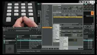 Xone:K2 - Tutorial: Traktor Mapping Encoders