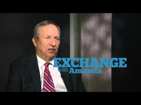 Influential economist and Presidential advisor Larry Summers