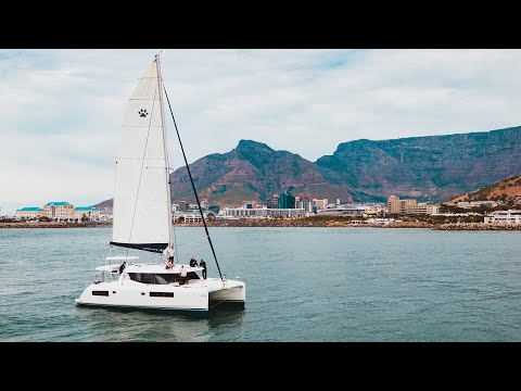 Can This FLOATING APARTMENT SAIL? || Sailing Cape Town, South Africa