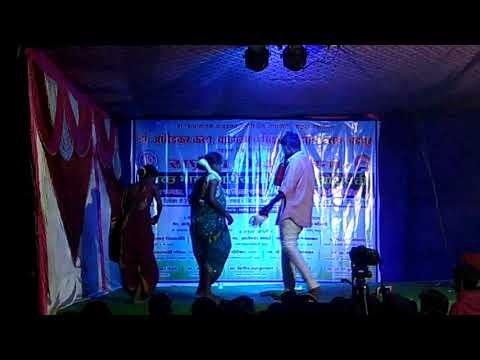 Dr.Ambedkar College Chandrapur. Dhorach Matan Khavale Dance