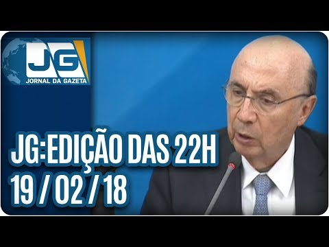 Jornal da Gazeta - Edição das 10 - 19/02/2018