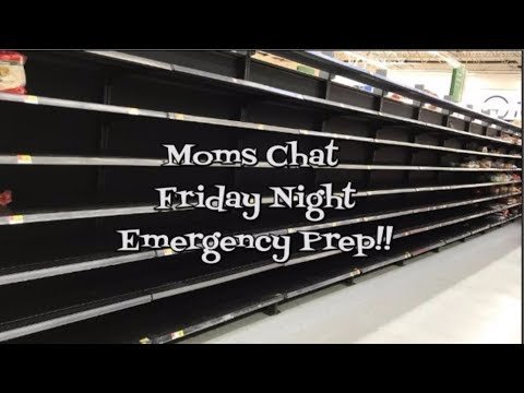 Mom's Talk Live~ Emergency Preparedness ~ Keeping Your Head In an Emergency ~ Noreen's Kitchen