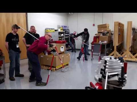 Hand Bending Class with WCTC Off Set Bends - Gardner Bender