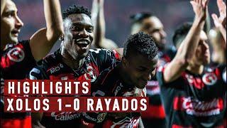 ¡Partidazo en la Frontera! Xolos 1-0 Rayados | J11 - Liga MX