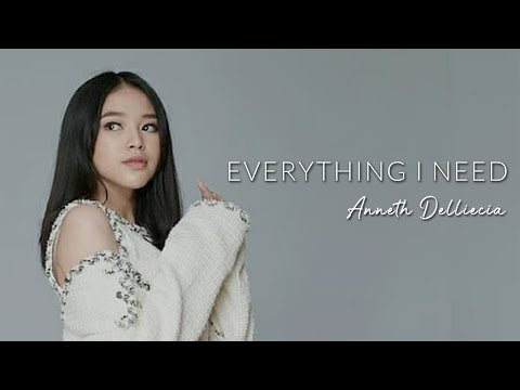 Everything I Need (Skylar Grey - Ost Aqua Man), Cover By Anneth D. Nasution - Short Cover