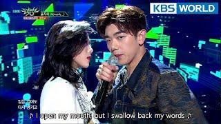 ERIC NAM - Honestly... | 에릭남 - 솔직히 [Music Bank / 2018.04.20]