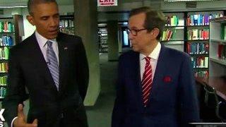 Обама назвал худшей ошибкой вторжение в Ливию