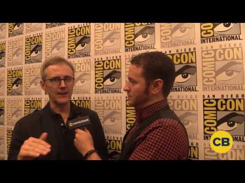 John Stephens Talks Upcoming Season of Gotham at SDCC 2016