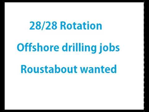 Roustabout jobs