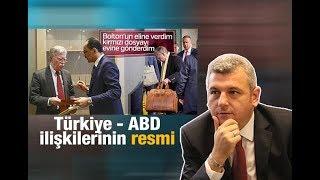 Ersoy DEDE : Türkiye   ABD ilişkilerinin resmi