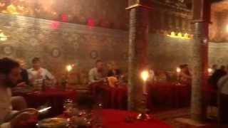 Cena espectáculo en restaurante Dar es Salam, Marrakech