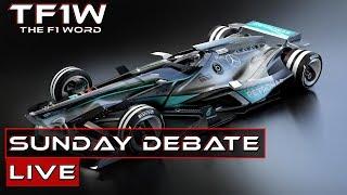 Sunday Debate Live: How To Fix Formula 1