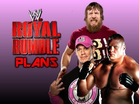 News - ROYAL RUMBLE 2014 Plans