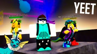 Some minutes of me literally screaming on roblox with canada and ghast and lambo.