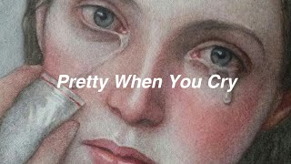 Lana Del Rey // pretty when you cry [Lyrics]