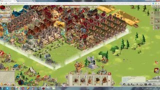 Goodgame Empire прокачка уровня замка автокликером