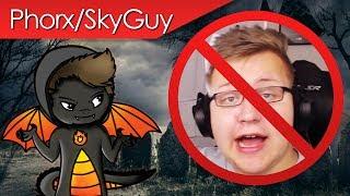 SkyGuy und Phorx - Straftaten und Minecraft Assicontent