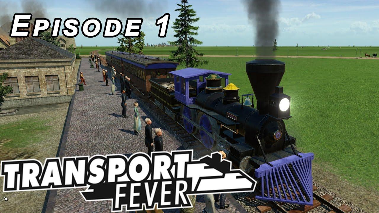 transport fever episode 1 central usa map 1850