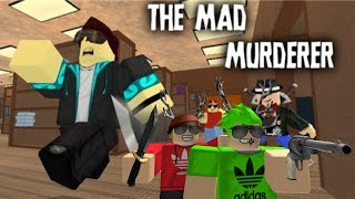 Roblox LOL Commentary - The Mad Murderer w/ Mio!