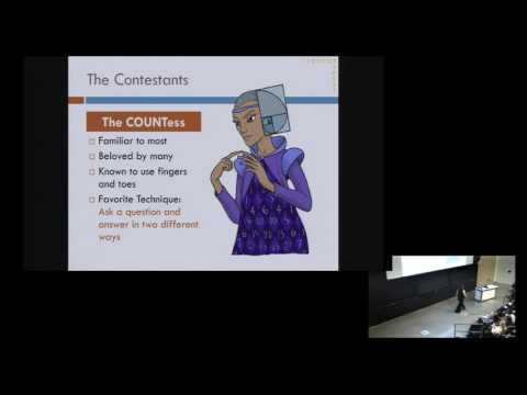 Jennifer Quinn: Mathematics to DIE For: The Battle Between Counting and Matching
