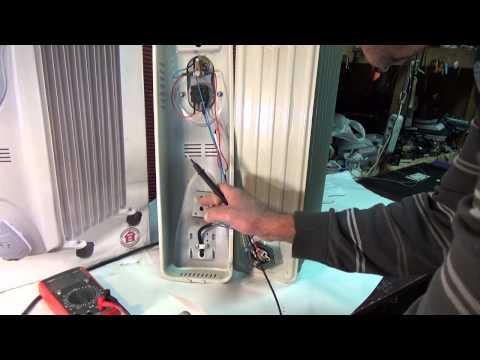 Как работает масляный радиатор