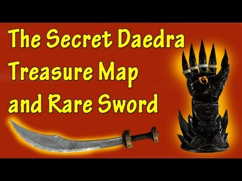 Skyrim All Treasure Map Locations! - YouTube