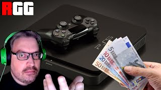 TO PS5 ΘΑ ΕΙΝΑΙ ΦΤΗΝΟ????