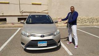 Toyota Yaris 2015 استعراض وتقييم تويوتا ياريس