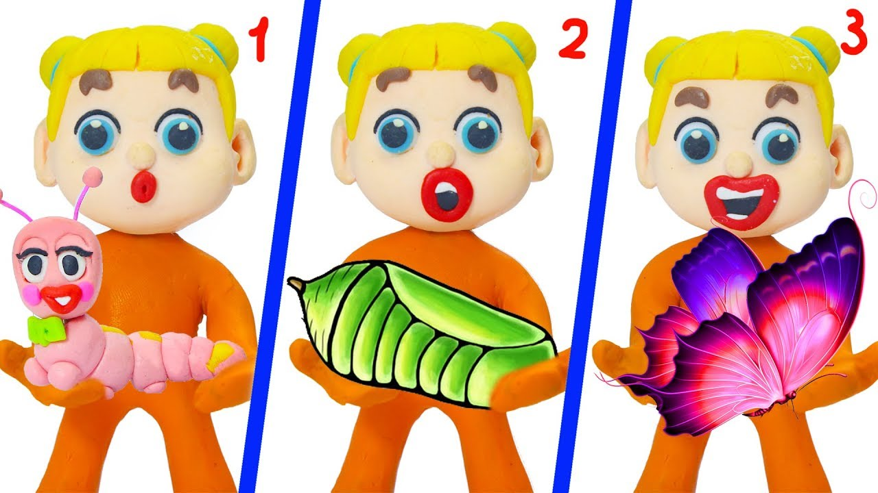 superhero-baby-learns-butterfly-life-cycle-play-doh-cartoons-for-kids