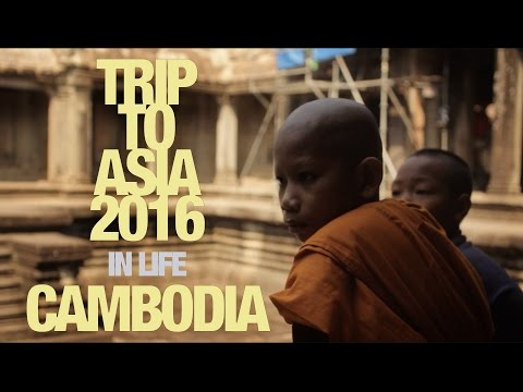 TRIP TO ASIA 2016 - CAMBODIA. DAY 31-32. ANGKOR WAT