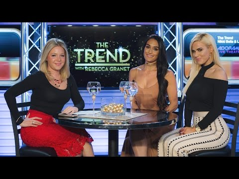 The Trend with Nikki Bella and Lana