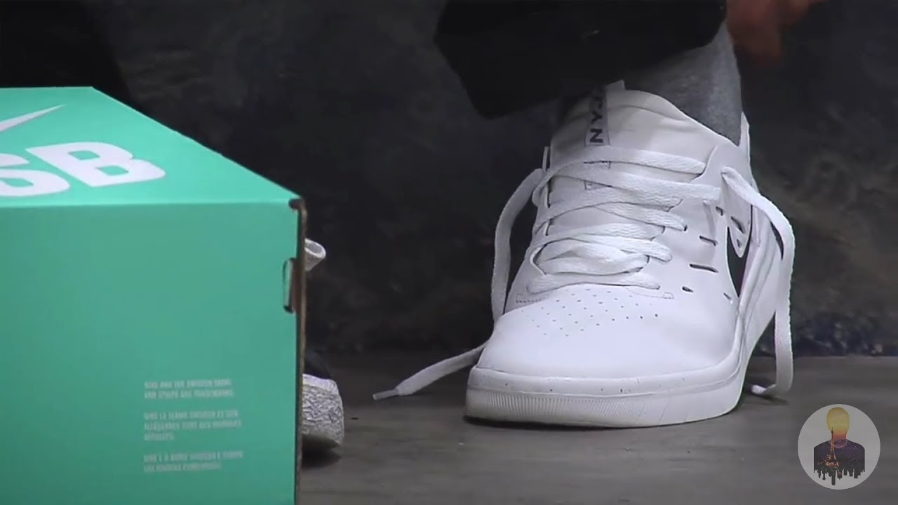 new products 79e65 80f10 Nyjah Huston   Nike SB   Wear Test   The Berrics 2018