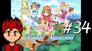 Fortune Summoners #34 - She's like a Hero in her Hometown