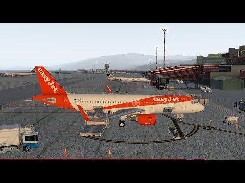 X-Plane 11 - Amazing A320 Flight!