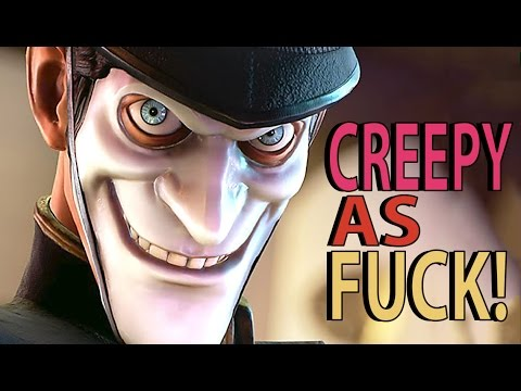 We Happy Few : Creepy As Fuck - Alpha Gameplay