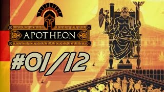 Apotheon - #01/12 Tod des Tyrannen [Deutsch/German][Gameplay][HD+]