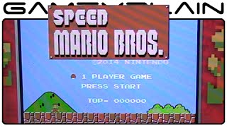 Ultimate NES Remix: Speed Mario Bros. (w/ Direct Sound)