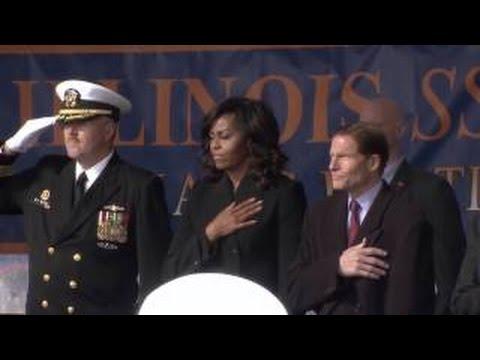 USS Illinois Joins U.S. Navy's Fleet