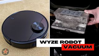 Wyze in depth Robot Vacuum Review