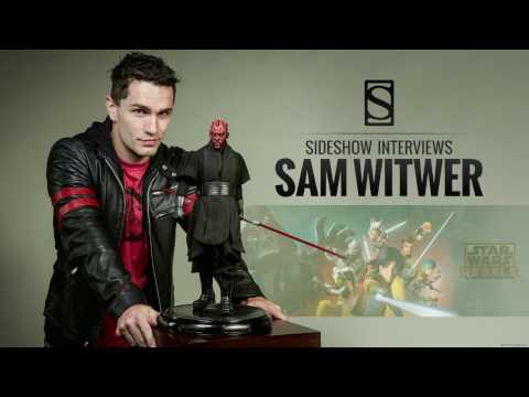 Sideshow Live - Sam Witwer Interview