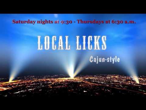 King-Sized Cajun-Style Local Licks TV Promo