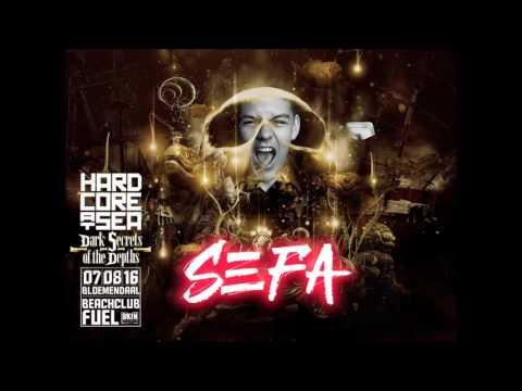 Sefa @ Hardcore at Sea 2016