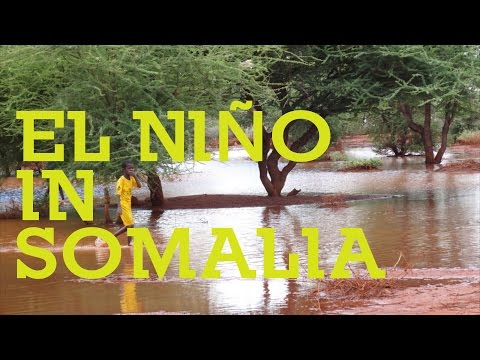 SOMALI NEWS INFO: El Niño Intensifies In Somalia Causing Flash Floods