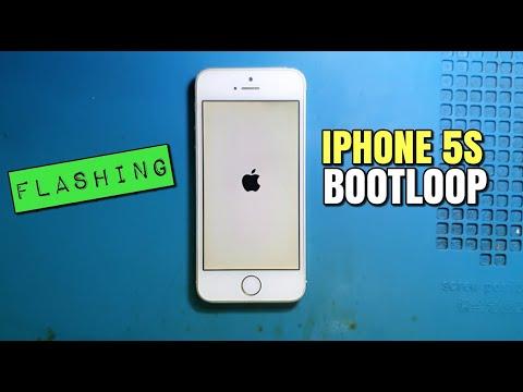 Memperbaiki Iphone 5 Stuck Logo Via 3uTools.