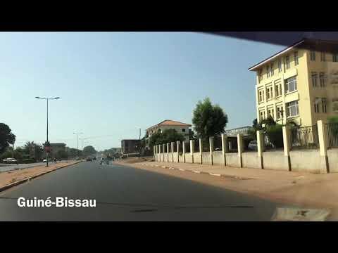 Pelas ruas da Guiné-Bissau 2020