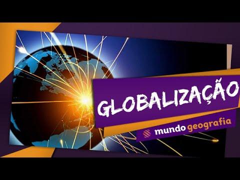 Globalização - Mundo Geografia - ENEM